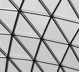 black and white building roof architecture 03